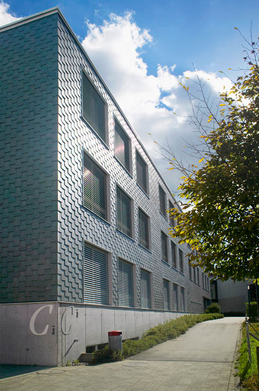 Architektur Bild Schule Hünenberg
